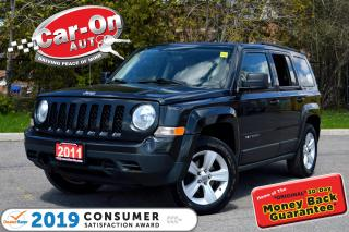 Used 2011 Jeep Patriot 4X4 AUTO A/C HTD SEATS ALLOYS REMOTE START for sale in Ottawa, ON