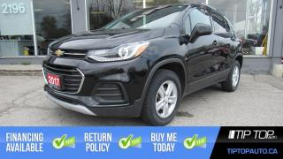 Used 2017 Chevrolet Trax LT ** AWD, Remote Start, Backup Cam, 4G/LTE ** for sale in Bowmanville, ON