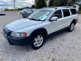 Used 2007 Volvo XC70 XC70 Cross Country, local trade, no accidents, 220 HP model for sale in Halton Hills, ON