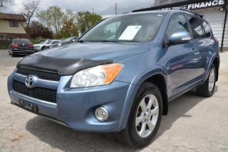 Used 2010 Toyota RAV4 Limited, 4 cylinder, AWD, 1 owner, no accidents for sale in Halton Hills, ON