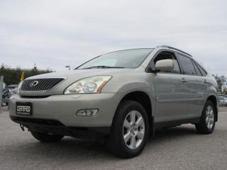 Used 2005 Lexus RX 330 AWD / ONE OWNER / ACCIDENT FREE for sale in Newmarket, ON