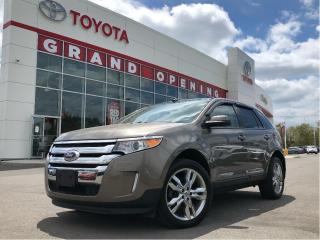 Used 2013 Ford Edge SEL for sale in Pickering, ON