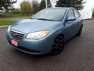 Used 2007 Hyundai Elantra 4DR SDN AUTO GL for sale in Mississauga, ON