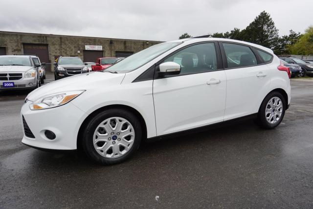 2014 Ford Focus SE HB AUTO CERTIFIED 2YR WARRANTY *I OWNER*NO ACCIDENT* SUNROOF BLUETOOTH