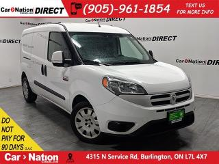 Used 2016 RAM ProMaster City SLT| BACK UP CAMERA & SENSORS| HEATED SEATS| for sale in Burlington, ON