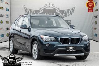 Used 2013 BMW X1 28i, PANO ROOF, NAVI, BLUETOOTH, A/C, HEATED SEATS for sale in Toronto, ON