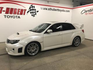 Used 2013 Subaru WRX STI Sport-Tech Sti 2.5l for sale in St-Hubert, QC