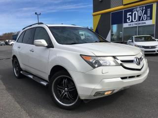 Used 2008 Acura MDX MDX AWD CUIR TOIT for sale in Lévis, QC