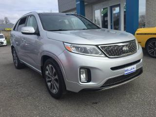 Used 2014 Kia Sorento SX*GPS-Toit PANO! for sale in Québec, QC