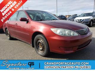 Used 2005 Toyota Camry 4dr Sdn XLE V6 Auto for sale in Rivière-Du-Loup, QC