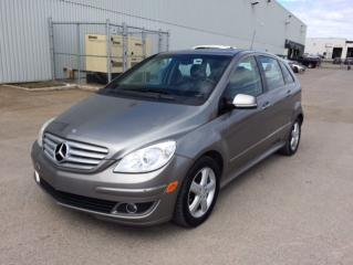 Used 2008 Mercedes-Benz B200 Hayon 4 portes for sale in Quebec, QC