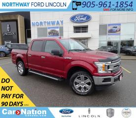 Used 2018 Ford F-150 XLT | NAV | HTD SEATS | SPRAY BED | XTR | for sale in Brantford, ON