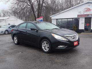 Used 2011 Hyundai Sonata GL for sale in Barrie, ON