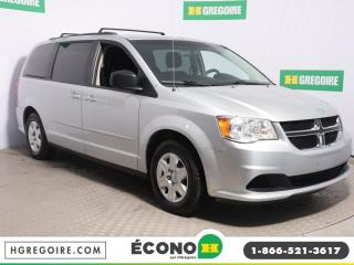 Used 2012 Dodge Grand Caravan SE A/C for sale in St-Léonard, QC