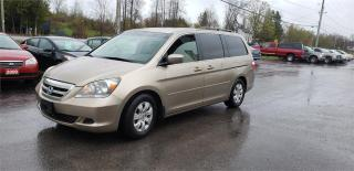 Used 2006 Honda Odyssey 163k safetied 8 passenger EX for sale in Madoc, ON