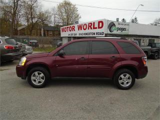 Used 2007 Chevrolet Equinox LS for sale in Scarborough, ON