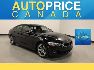 Used 2016 BMW 428i Gran Coupe i xDrive MOONROOF|NAVIGATION|LEATHER for sale in Mississauga, ON