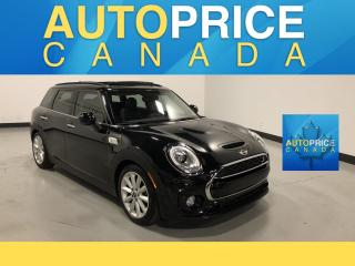 Used 2016 MINI Cooper Clubman Cooper S PANOROOF|LEATHER for sale in Mississauga, ON