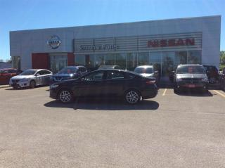 Used 2014 Ford Fusion SE FWD for sale in Smiths Falls, ON