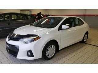Used 2015 Toyota Corolla S Cuir/banc Ch./fog for sale in Terrebonne, QC