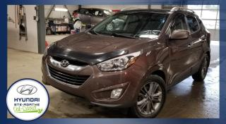 Used 2015 Hyundai Tucson TOIT, GLS 4 portes TA BA for sale in Val-David, QC