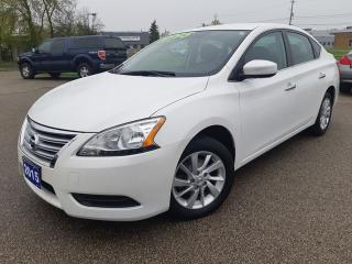 Used 2015 Nissan Sentra SV for sale in Beamsville, ON