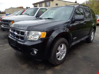 Used 2008 Ford Escape XLT for sale in Dundas, ON