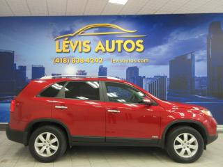 Used 2011 Kia Sorento LX AWD SIÈGES CH for sale in Lévis, QC