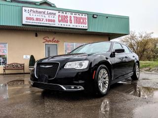 Used 2015 Chrysler 300 Touring $67.27 WEEKLY! $0 DOWN! FULLY LOADED !!! CERTIFIED for sale in Bolton, ON