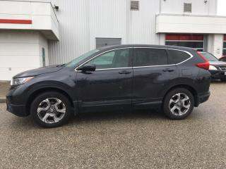 Used 2017 Honda CR-V EX-L Sold Pending Customer Pick Up...Bluetooth, Back Up Camera, Heated Seats and more! for sale in Waterloo, ON