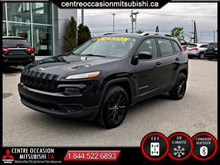 Used 2015 Jeep Cherokee SPORT 4X4 MAGS DEMAREUR for sale in St-Jérôme, QC
