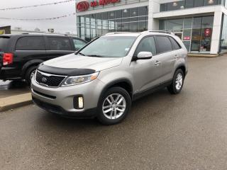 Used 2015 Kia Sorento LX V6 don't pay for 6 months on now for sale in Red Deer, AB