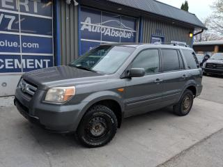 Used 2008 Honda Pilot LX for sale in Boisbriand, QC