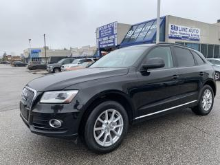 Used 2014 Audi Q5 2.0 Komfort LEATHER|HEATED SEATS|BLUETOOTH|ALLOYS for sale in Concord, ON