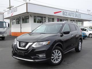 Used 2017 Nissan Rogue Intuitive All Wheel Drive, Power Seat, Bluetooth for sale in Vancouver, BC