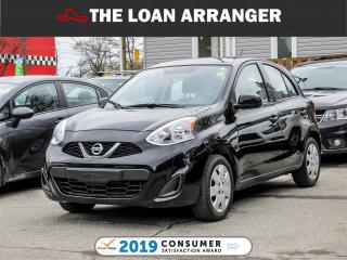 Used 2017 Nissan Micra for sale in Barrie, ON