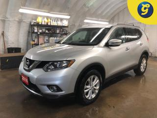 Used 2016 Nissan Rogue SV * AWD * CVT * SPORT/ECO mode * Back up camera  * Heated front seats * Heated mirrors * Hands free steering wheel controls * Phone connect * Voice r for sale in Cambridge, ON