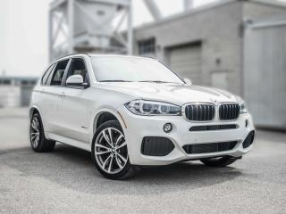 Used 2016 BMW X5 xDrive35i I M SPORT for sale in Toronto, ON