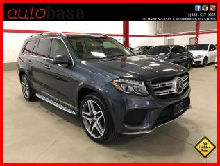 Used 2017 Mercedes-Benz GLS GLS550 4MATIC INTELLIGENT DRIVE AMG PKG GLS550 for sale in Vaughan, ON