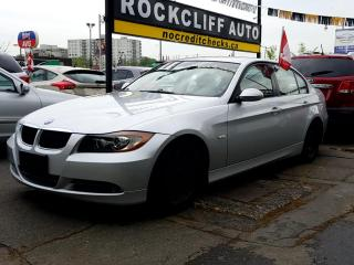 Used 2008 BMW 3 Series 4dr Sdn 328i RWD for sale in Guelph, ON