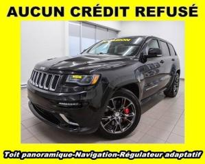 Used 2016 Jeep Grand Cherokee Srt 6.4l 475 Hp for sale in Mirabel, QC