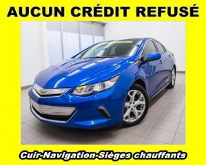 Used 2017 Chevrolet Volt Premier Cuir Sieges for sale in Mirabel, QC