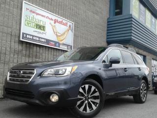 Used 2016 Subaru Outback 3.6r Ltd Gps Cuir for sale in Richelieu, QC