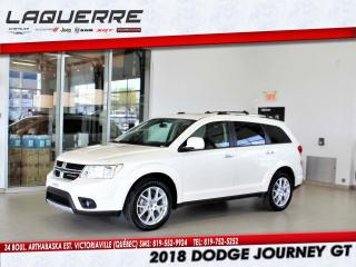 Used 2018 Dodge Journey Gt 7 Passager for sale in Victoriaville, QC