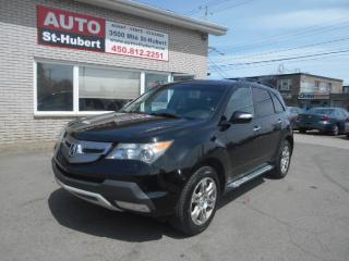 Used 2009 Acura MDX AWD TECH PACK for sale in St-Hubert, QC