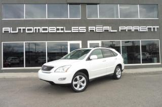 Used 2008 Lexus RX AWD for sale in Québec, QC