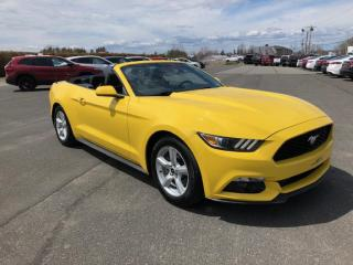 Used 2017 Ford Mustang V6 for sale in Lévis, QC