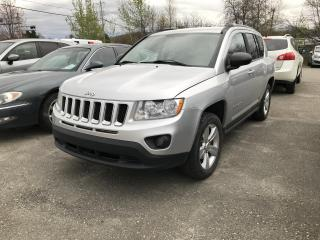 Used 2011 Jeep Compass North Edition 4X4 AUTO for sale in Sherbrooke, QC