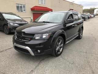 Used 2015 Dodge Journey Crossroad  TA  7 PASS for sale in Sherbrooke, QC