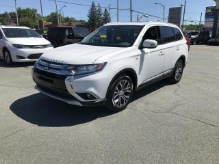 Used 2016 Mitsubishi Outlander SE AWC V 6 for sale in Sherbrooke, QC